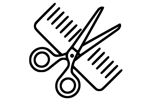 Логотип Парикмахерская - Справочник Королева