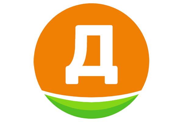 Логотип Дикси (магазин) Королева - Справочник Королева