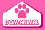 Логотип Dom-Animal (зоосалон) - Справочник Королева