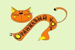 Логотип Оранжевый кот (детский клуб) - Справочник Королева