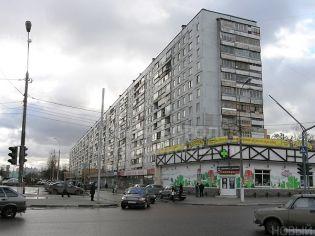 Королев, ул. 50 лет ВЛКСМ, 5/16 - 26 февраля 2008 г.