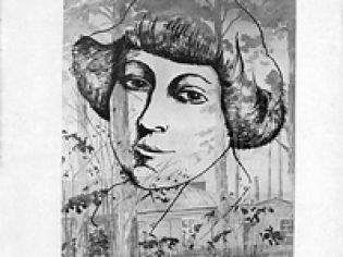 Фото из брошюры «Музей-квартира Марины Цветаевой в Болшево»