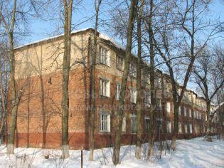 Королев, улица Первомайская (мкр. Первомайский), 12