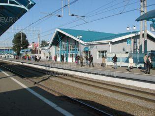 Королев, площадь Станционная, 1 (ж/д станция)