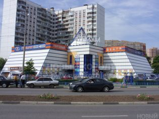 Королев, улица Горького, 3а (ТЦ «Атриум»)