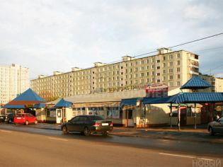 Королев, улица Горького, павильоны
